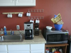 Coffee and mugs